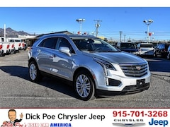 Used Vehicles 2018 Cadillac XT5 AWD  Premium Luxury in El Paso, TX
