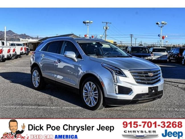 Used 2018 Cadillac XT5 AWD  Premium Luxury in El Paso