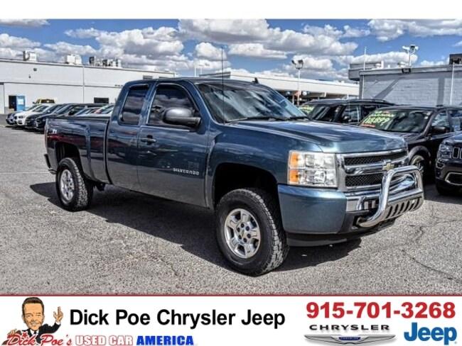 2009 Chevrolet Silverado 1500 4WD EXT CAB 134.0 LT