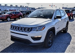 New Chrysler Jeep 2019 Jeep Compass SPORT FWD Sport Utility 3C4NJCAB7KT614800 in El Paso, TX