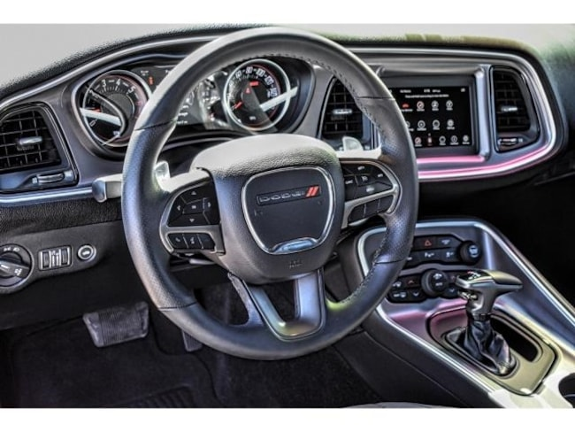 Dick Poe Jeep >> Used 2019 Dodge Challenger R/T RWD For Sale | El Paso TX