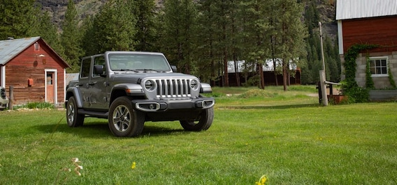New Jeep Wrangler Unlimited For Sale In El Paso Tx Serving