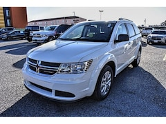 New 2018 Dodge Journey SE Sport Utility in El Paso, TX