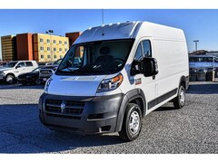 2018 Ram ProMaster 1500 CARGO VAN HIGH ROOF 136 WB Cargo Van