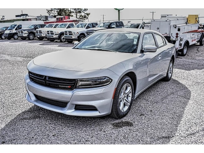 New 2019 Dodge Charger SXT RWD Sedan in El Paso, TX