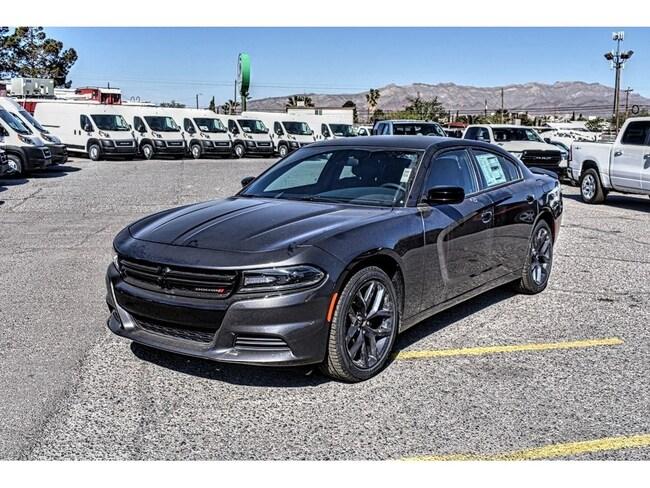 New 2019 Dodge Charger SXT RWD Sedan in El Paso, TX