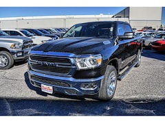 New 2019 Ram 1500 BIG HORN / LONE STAR CREW CAB 4X2 5'7 BOX Crew Cab 1C6RREFG3KN684537 T29316 for Sale in El Paso