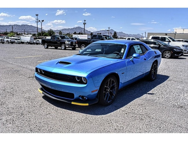 New 2019 Dodge Challenger R/T Coupe in El Paso, TX