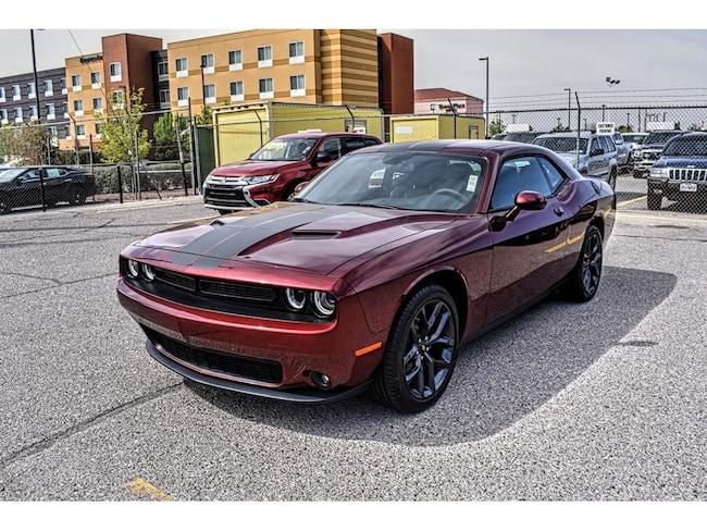 New 2019 Dodge Challenger SXT Coupe in El Paso, TX