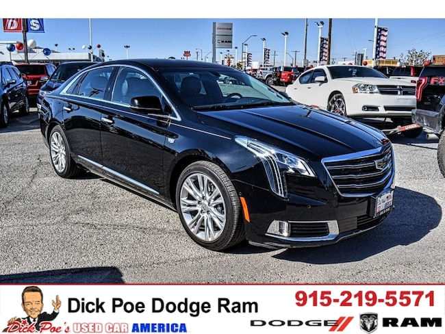 2018 Cadillac XTS 4DR SDN Luxury FWD sedan