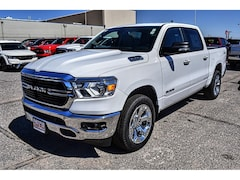 New 2019 Ram 1500 BIG HORN / LONE STAR CREW CAB 4X2 5'7 BOX Crew Cab 1C6RREFT3KN616638 T29111 for Sale in El Paso