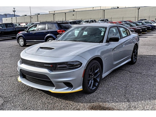 New 2019 Dodge Charger R/T RWD Sedan in El Paso, TX