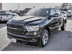New 2019 Ram 1500 BIG HORN / LONE STAR CREW CAB 4X2 5'7 BOX Crew Cab 1C6RREFT9KN724455 T29328 for Sale in El Paso