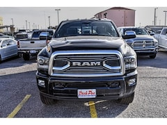 New 2018 Ram 2500 LIMITED CREW CAB 4X4 6'4 BOX Crew Cab 3C6UR5GL4JG382168 T28735 in El Paso, TX