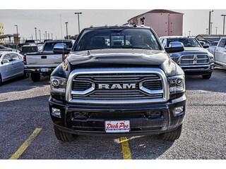 2018 Ram 2500 LIMITED CREW CAB 4X4 6'4 BOX Crew Cab