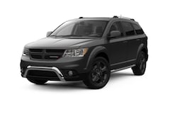 New 2018 Dodge Journey CROSSROAD Sport Utility in El Paso, TX