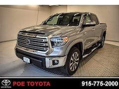 New 2019 Toyota Tundra Limited 5.7L V8 Truck CrewMax in El Paso, TX