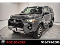 New 2019 Toyota 4Runner TRD Off Road SUV in El Paso, TX