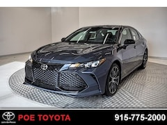 New 2019 Toyota Avalon XSE Sedan in El Paso, TX