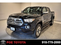 New 2019 Toyota Tacoma Limited V6 Truck Double Cab in El Paso, TX