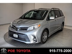 New 2019 Toyota Sienna XLE 8 Passenger Van in El Paso, TX