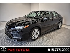 Used 2018 Toyota Camry LE Sedan in El Paso, TX