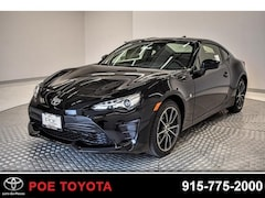 New 2019 Toyota 86 Base Coupe in El Paso, TX