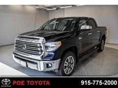 New 2019 Toyota Tundra 1794 5.7L V8 Truck CrewMax in El Paso, TX