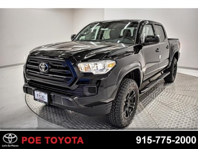 2019 Toyota Tacoma SR V6 Special Edition Truck Double Cab