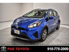 New 2019 Toyota Prius c LE Hatchback in El Paso, TX