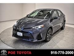 New 2019 Toyota Corolla SE Sedan in El Paso, TX