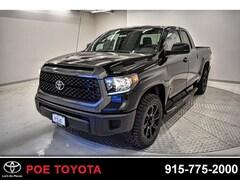 New 2019 Toyota Tundra SR 4.6L V8 Truck Double Cab in El Paso, TX