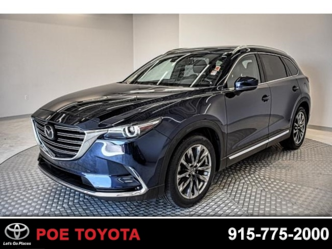 2016 Mazda Mazda CX-9 Grand Touring SUV