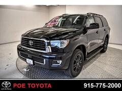 New 2019 Toyota Sequoia TRD Sport SUV in El Paso, TX