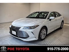 New 2019 Toyota Avalon XLE Sedan in El Paso, TX