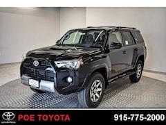 New 2019 Toyota 4Runner TRD Off Road SUV in El Paso, TX