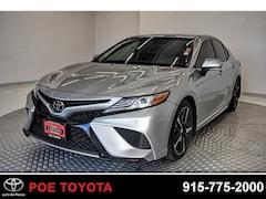 Used 2018 Toyota Camry XSE Sedan in El Paso, TX