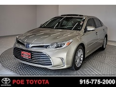 Used 2016 Toyota Avalon Hybrid Limited Sedan in El Paso, TX