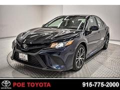 New 2019 Toyota Camry SE Sedan in El Paso, TX