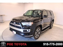 Used 2018 Toyota 4Runner Limited SUV in El Paso, TX