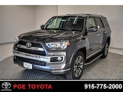 New 2019 Toyota 4Runner Limited SUV in El Paso, TX