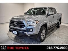 New 2019 Toyota Tacoma SR5 V6 Truck Double Cab in El Paso, TX