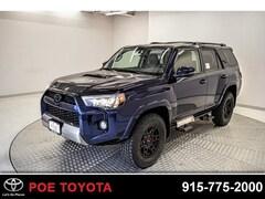 New 2019 Toyota 4Runner TRD Off Road Premium SUV in El Paso, TX