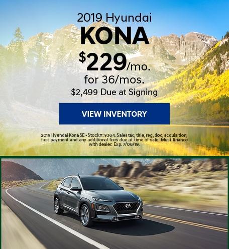 2019 - Kona - June