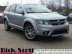 New 2019 Dodge Journey GT AWD Sport Utility for sale in Plymouth MI