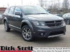 New 2019 Dodge Journey GT AWD Sport Utility for sale at Dick Scott Automotive Group
