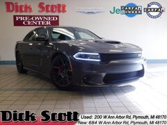 Certified Pre-Owned 2017 Dodge Charger R/T 392 Sedan for sale in Plymouth, MI