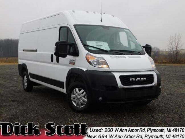 New 2019 Ram Promaster For Sale At Dick Scott Chrysler Dodge Jeep