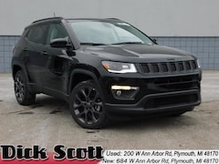 New 2019 Jeep Compass HIGH ALTITUDE 4X4 Sport Utility for sale in Plymouth MI