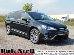 New 2019 Chrysler Pacifica LIMITED Passenger Van for sale at Dick Scott Automotive Group